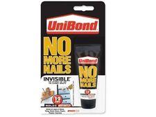 Unibond No More Nails Invisible Mini Tube 40 ml - Interior Use