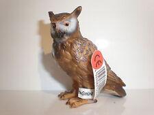 14247 Schleich Owl: Eagle Owl !with tag!  ref:40A59