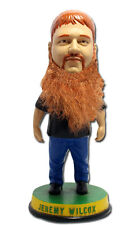 Green Bay PACKERS Milwaukee BREWERS Exclusive Lucky Beard Guy Bobblehead - NFL