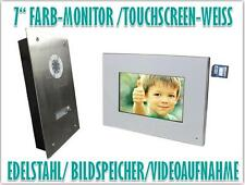 7 pollici monitor LCD türsprechanlage citofoni video frame buffer