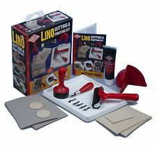 Essdee Lino Cutting & Printing Kit - Complete Set for Printmaking
