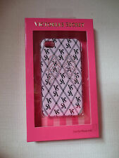 Victoria Secret Super Model Iphone Case 4/4S Pink Logo New