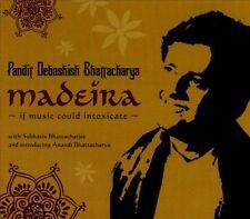 BHATTACHARYA,DEBASH-Madeira CD NEW