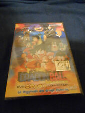 DRAGON BALL DVD MOVIE COLLECTION LA LEGGENDA DEL DRAGO SHENRON SIGILLATO DEA NEW