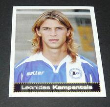 58 KAMPANTAIS ARMINIA BIELEFELD PANINI FUSSBALL 2007-2008 BUNDESLIGA FOOTBALL