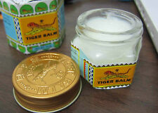 Tiger Balm (White) Ointment - HR Pain Relief 10g Imported Product Exp 12 / 2018