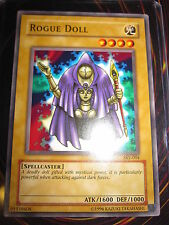 YU-GI-OH! COM SETO KAÏBA EVOLUTION DECK SKE-004 ROGUE DOLL MINT NEUF