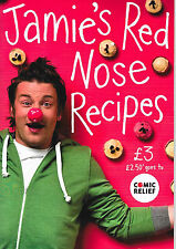 JAMIE'S RED NOSE RECIPES - JAMIE OLIVER - PENGUIN - NEW - PAPERBACK