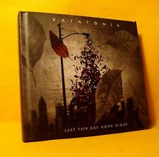 CD Katatonia Last Fair Day Gone Night (2XCD) + (2XDVD) NTSC 23TR 2014 Doom Metal
