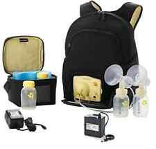 New Medela Backpack bag Travel Double Pump In Style Advanced & Storage Bags