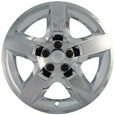 "NEW 2007-2010 PONTIAC G6 17"" Bolt-on Hubcap Wheelcover CHROME"