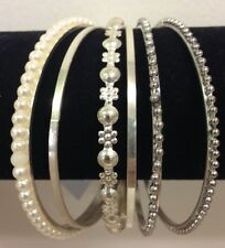 Periwinkle by Barlow Collection of 6 Costume Jewelry Bracelets New with Tags