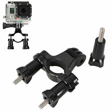 Motorcycle Bike Handlebar Seatpost Mount holder GoPro HD Hero 1 2 3 3+ 4 Camera