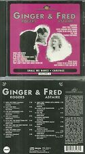 RARE / CD - GINGER ROGERS & FRED ASTAIRE : SHALL WE DANCE / COMME NEUF