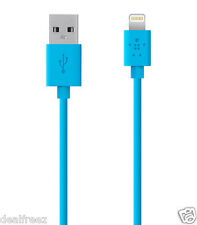 Belkin 8 Pin Lightning Charge USB Sync Cable for iPhone 5 5C 5S 6 6 Plus iPad