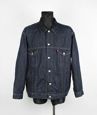 Levis 72510 Jeans Men Jacket Size 2XL, Genuine