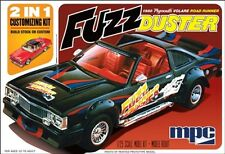 MPC 1980 Plymouth Fuzz Duster Plymouth Volare 1/25 Model Car Mountain IN STOCK
