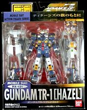 FU Bandai Gundam Mobile Suit Advance of Z Figure RX-121 GUNDAM TR-1 HAZEL