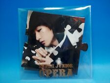 CD Opera Eunhyuk ver. SUPER JUNIOR JAPAN PRESS Limited SUJU Puzzle