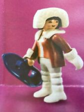 Playmobil Mystery Figure Series 10 6841 Eskimo Snow Shoes Hat Gloves NEW