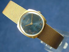 Vintage Dugena Ladies Swiss Mechanical Watch 1960S NOS New Old Stock + Duplo-Fix