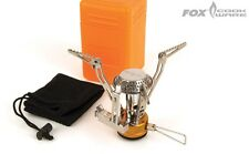 Fox Cookware Canister Stove Fox Gasbrenner Gas Brenner