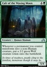 Cult of the Waxing Moon X4 NM Shadows Over Innistrad MTG Green Uncommon