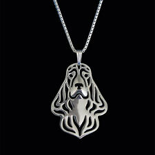❤️ Halskette mit Anhänger Englische Cocker Spaniel  Hunde Kopf pendant, necklace