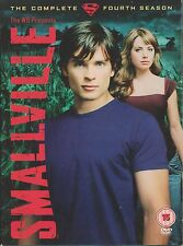 SMALLVILLE - Series 4. Tom Welling, Kristin Kreuk (6xDVD BOX SET 2005)