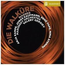 Wagner: Die Walkure (SACD, 4 Discs, Box, Mariinsky, AM) Kampe, Kaufman, Pape