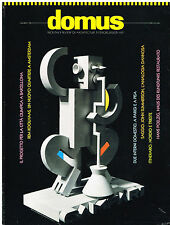 Domus Magazine No. 702 - February 1989 Italian Architecture and Design