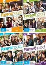 Parenthood COMPLETE Seasons 1 - 4 : NEW DVD