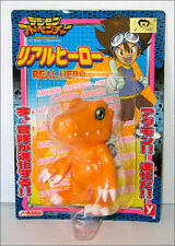 Digimon Adventure Minimon Real Hero Figure Toy by Yutaka Japan Agumon Greymon