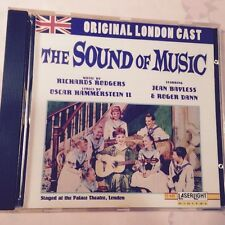 THE SOUND OF MUSIC ORIGINAL LONDON CAST CD JEAN BAYLESS