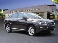 Lexus : RX AWD 4dr