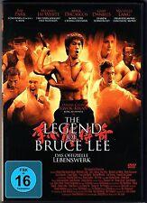 DVD/ The Legend of Bruce Lee -Das Offizielle Lebenswerk !! NEU&OVP !!
