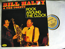 Bill Haley & The Comets - LP (NM) Rock Around The Clock / rare Joker ITALY 1981