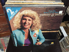 Tammy Wynette From the Bottom of My Heart vinyl 2x LP 1984 Pair Records SEALED