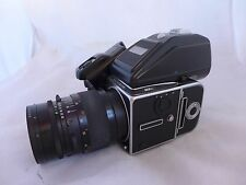 Hasselblad 503CXI PME90metered prism CW Winder A-12 150CFT  Dream System Extras
