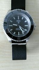 Mens MWC 300M Military Style Divers Watch. Tritium gas luminosity.