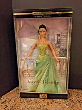 2002 Exotic Beauty Barbie in Olive Green MATTEL
