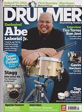 DRUMMER Magazine No 76 (February 2010), Abe Laboriel Jr