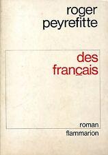 Roger Peyrefitte = DES FRANÇAIS