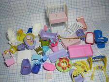 Barbie Baby Sister Krissy DOLL nursery furniture Parts Pieces TLC Diorama