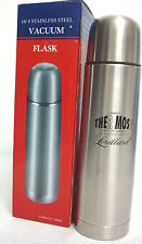 Stainless Steel High Grade Vacuum Flask,Double Wall Bullet-shape Stainless NEW