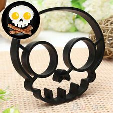 Home Kitchen Gadgets Cooking Tool Skull Shape Fried Egg Device Cute Professional