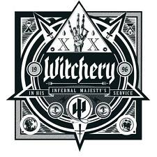 "WITCHERY ""In His Infernal Majesty's Service"" CD 2016 death black thrash metal"