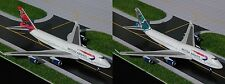 GEMINI JETS 1:400 BOEING 747-400 BRITISH AIRWAYS 2 PIECE SET, GJBAWSET2 NEW