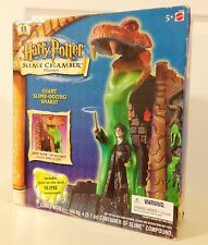 HARRY POTTER SLIME CHAMBER WITH SLIME OOZING SNAKE NIB