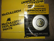 "McCulloch 10 10 700 1-10 2-10 3-10 5-10  Chainsaw  New .354"" Sprocket"